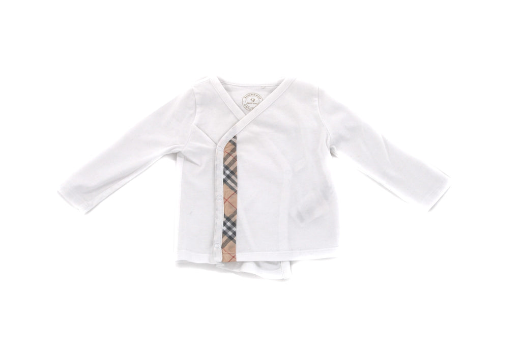 Burberry, Baby Boys Top, 6-9 Months