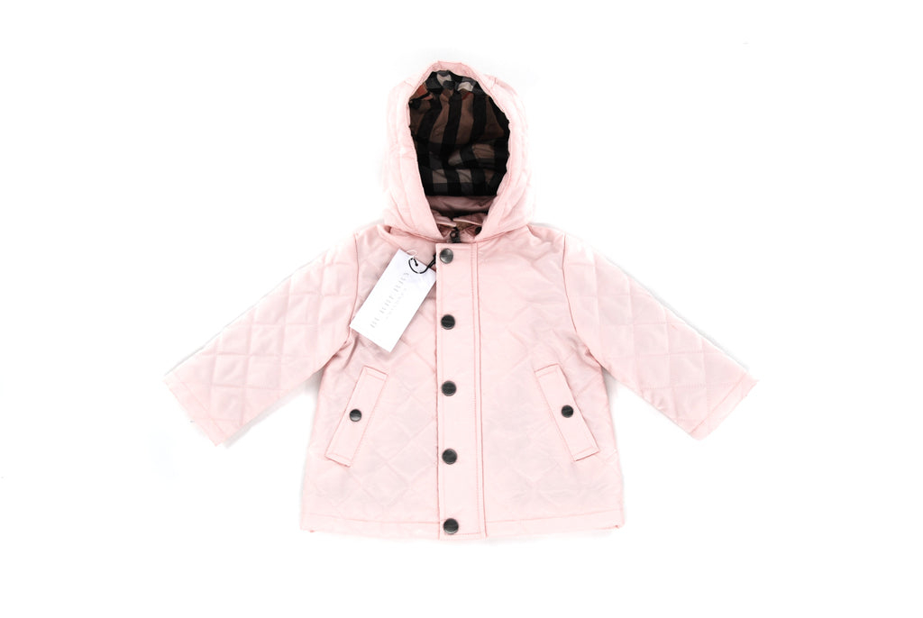 Burberry, Baby Girls Coat, 6-9 Months