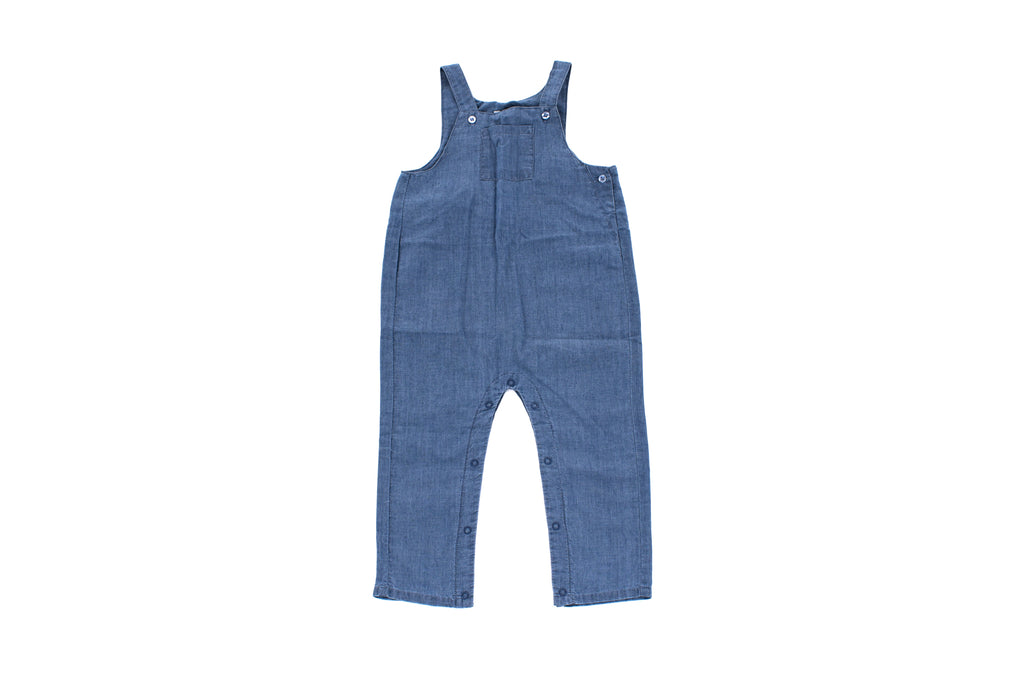 Knot, Girls Dungarees, 2 Years