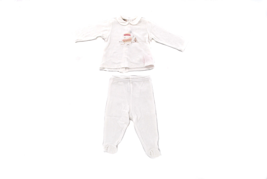 Coccobirillo by Baby Graziella, Baby Girls Top, 6-9 Months