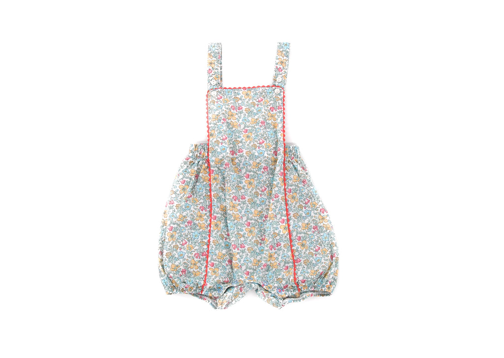Lily Rose, Girls Dungaree shorts, 2 Years