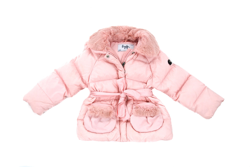 Il Gufo, Girls Coat, 3 Years