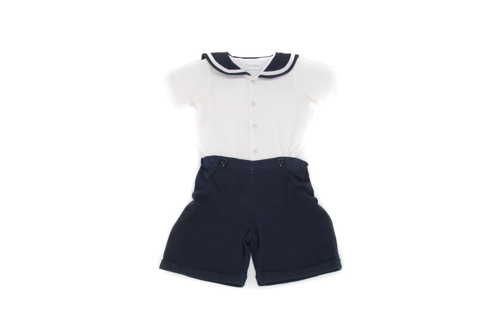 Rachel Riley, Boys Shirt & Short Set, 2 Years