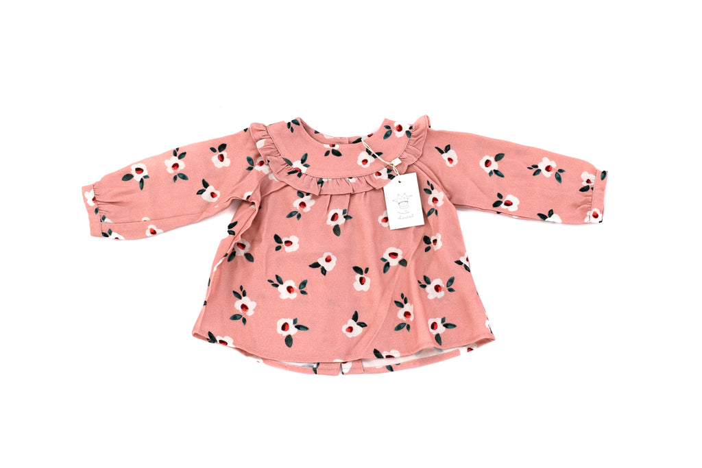 Marie-Chantal, Baby Girls Blouse, 3-6 Months