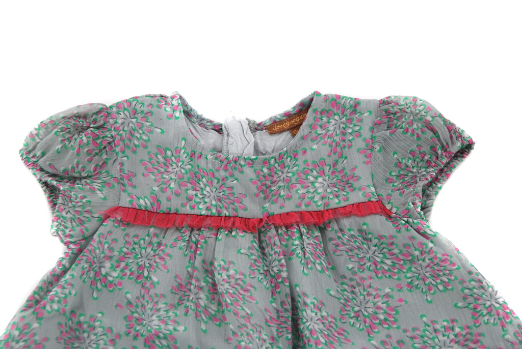 I Love Gorgeous, Baby Girls Dress,12-18  months