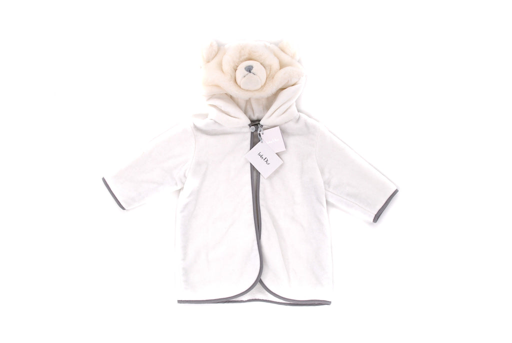 Baby Dior, Dressing Gown and Booties Set, O/S