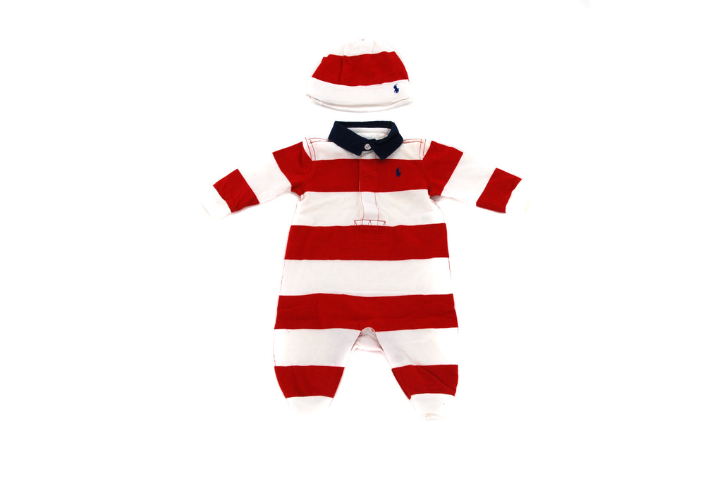 Ralph Lauren, Baby Boys All In One, 0-3 Months
