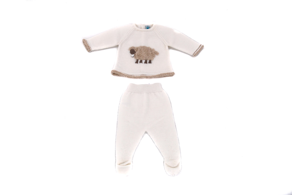 Pangasa Baby, Baby Girls Jumper and Leggings, 0-3 Months