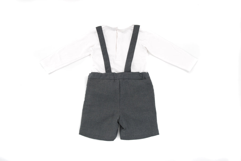 Patachou, Boys Dungaree and Baby Grow, 2 Years