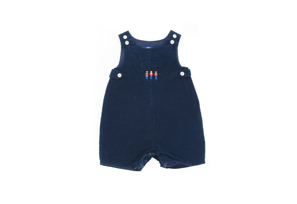 Thomas Brown, Baby Boys Dungaree shorts, 12-18 Months