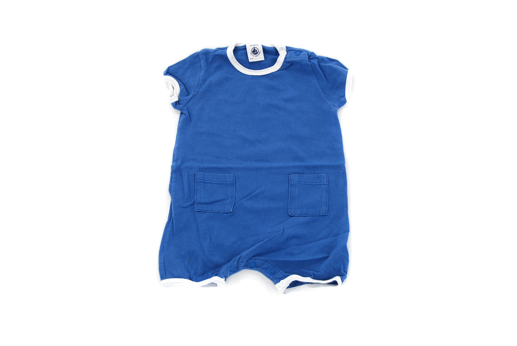 Petit Bateau, Baby Girls/Boys All-In-One , 0-3 Months