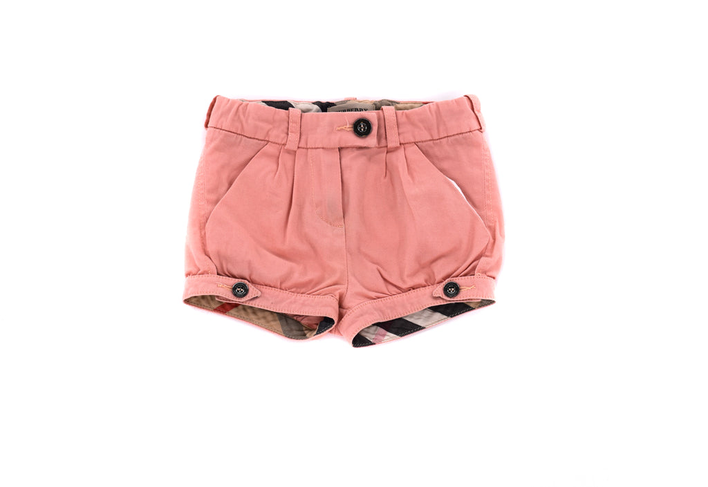 Burberry, Baby Girls Shorts 9-12 Months