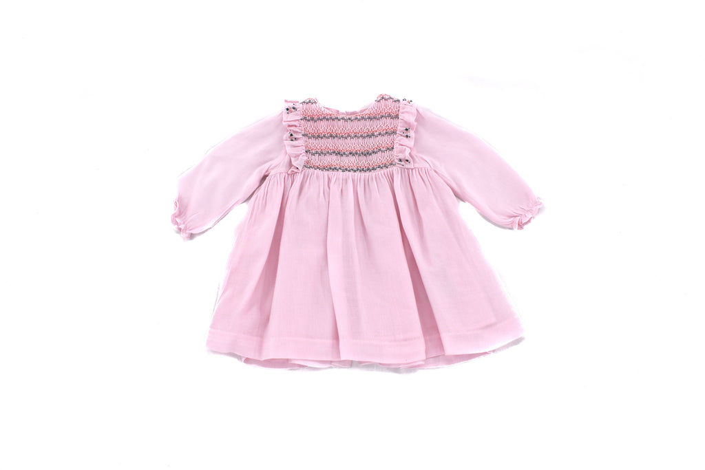 Tartine et Chocolat, Baby Girls Dress, 9-12 Months