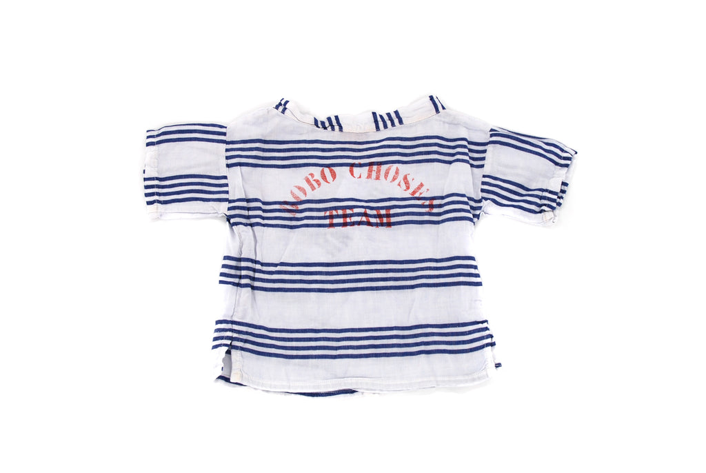 Bobo Choses, Baby Boy Shirt & Short Set, 3-6 Months