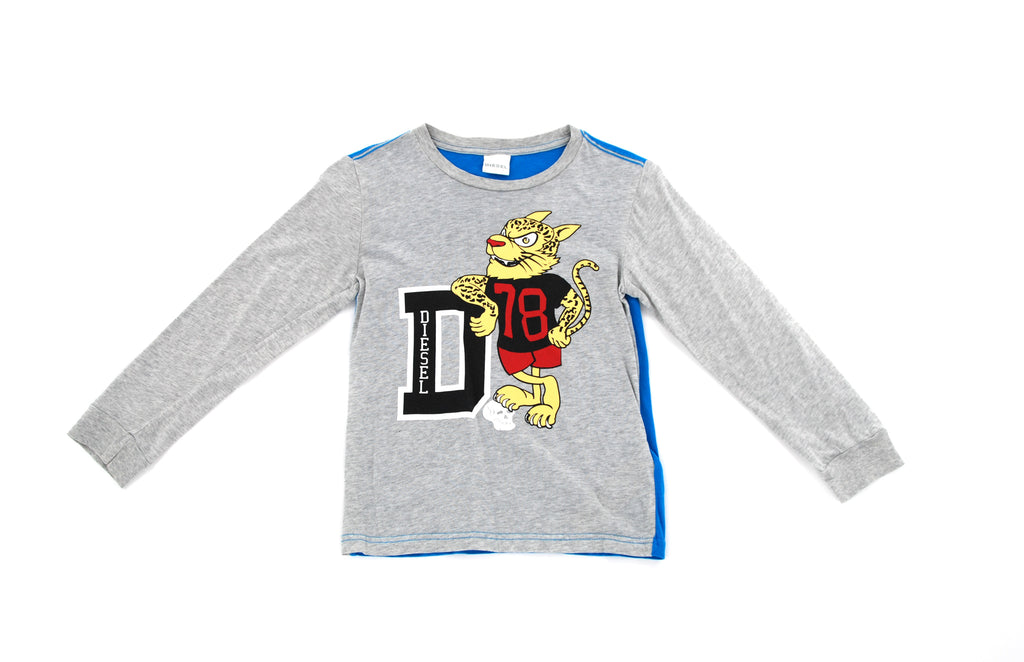 Diesel, Boys T-shirt, 6 Years