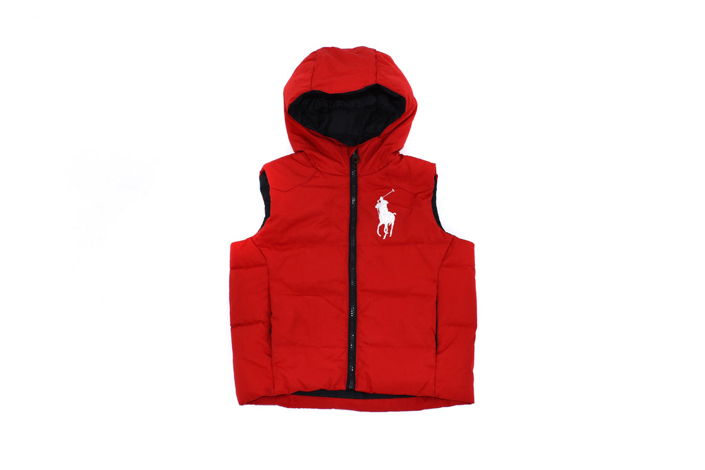 Ralph Lauren, Boys Gilet, 4 Years