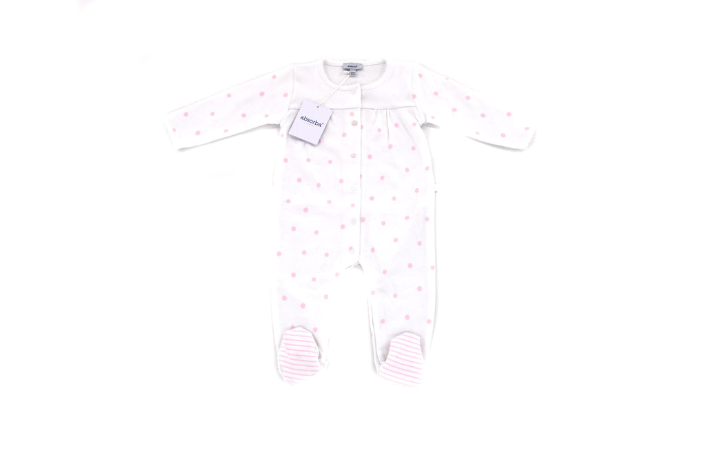 Absorba, Baby Girls Romper, 3-6 Months