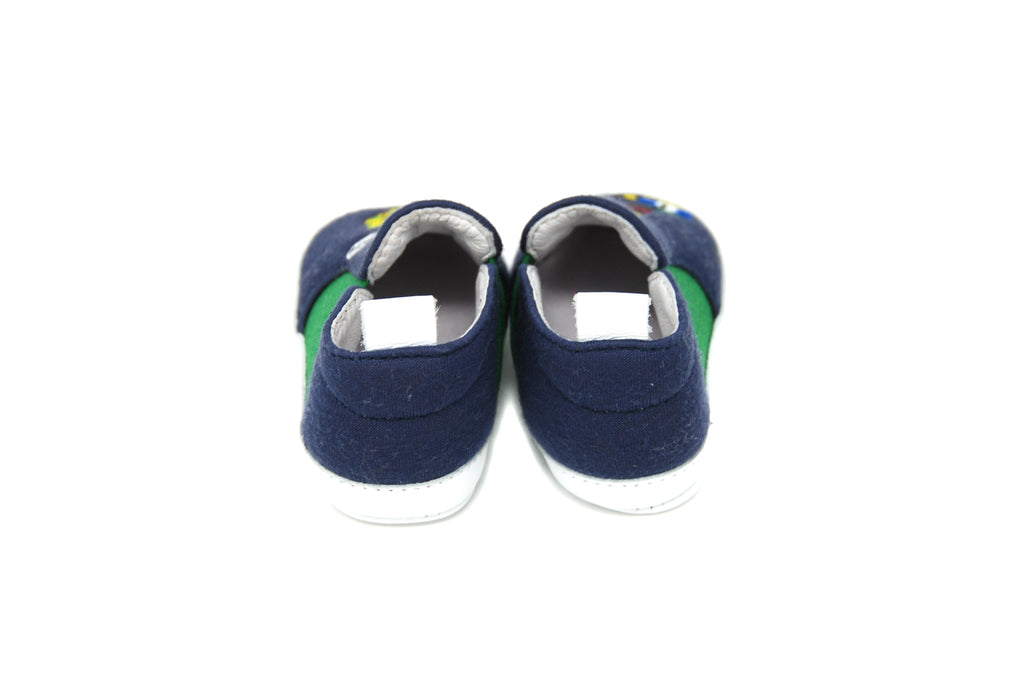 Fendi, Crib Shoes, Size 15