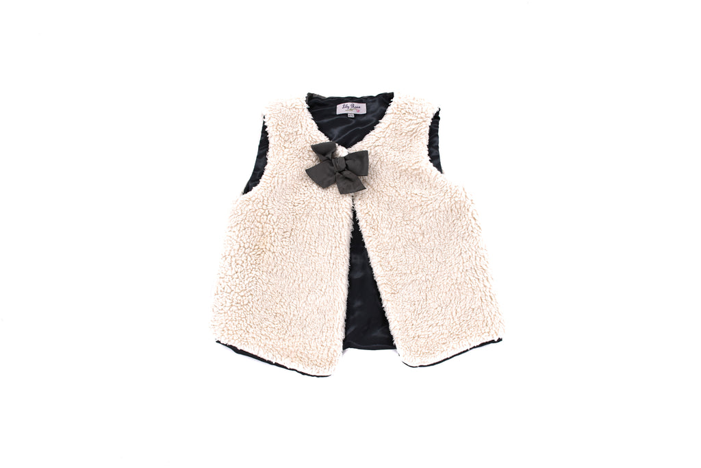 Lily Rose, Girls Gilet, 6 Years