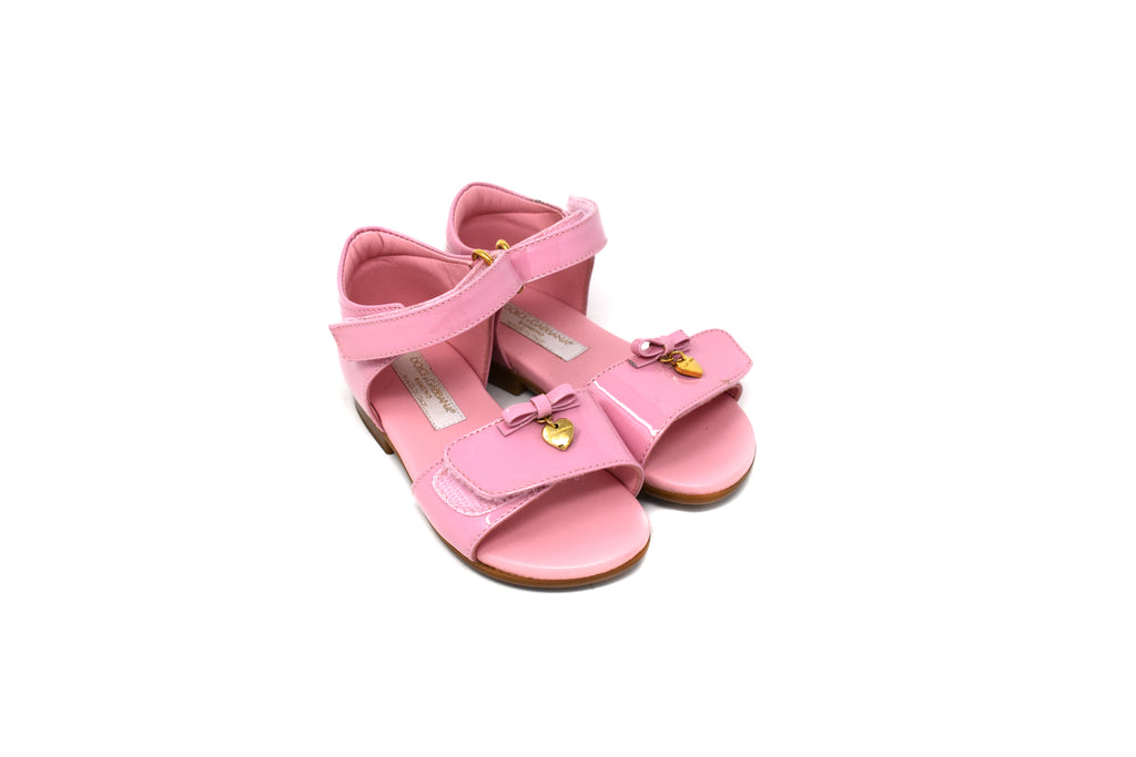 Dolce & Gabbana, Baby  Girls Sandals, Size 22
