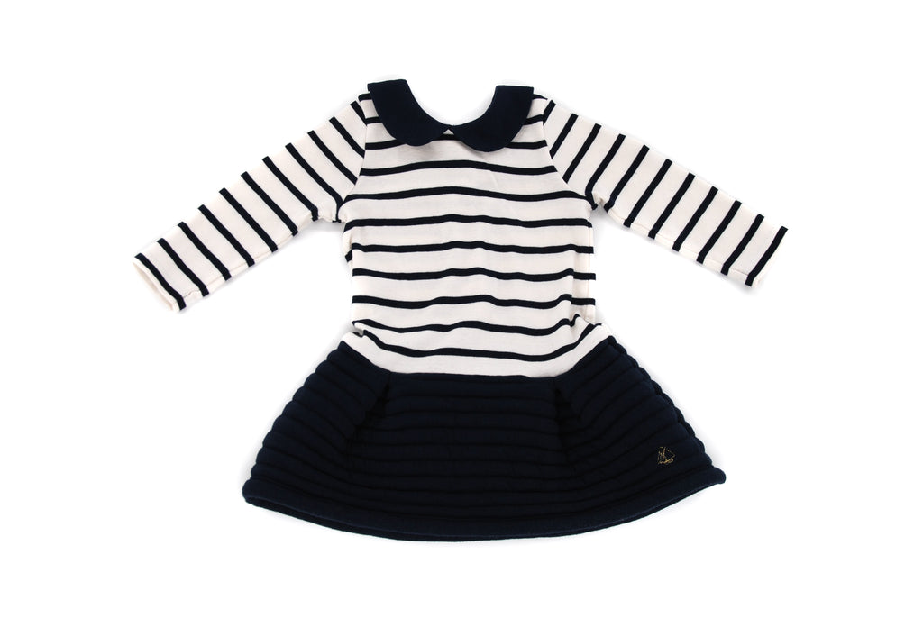 Petit Bateau, Baby Girls Dress, 9-12 Months