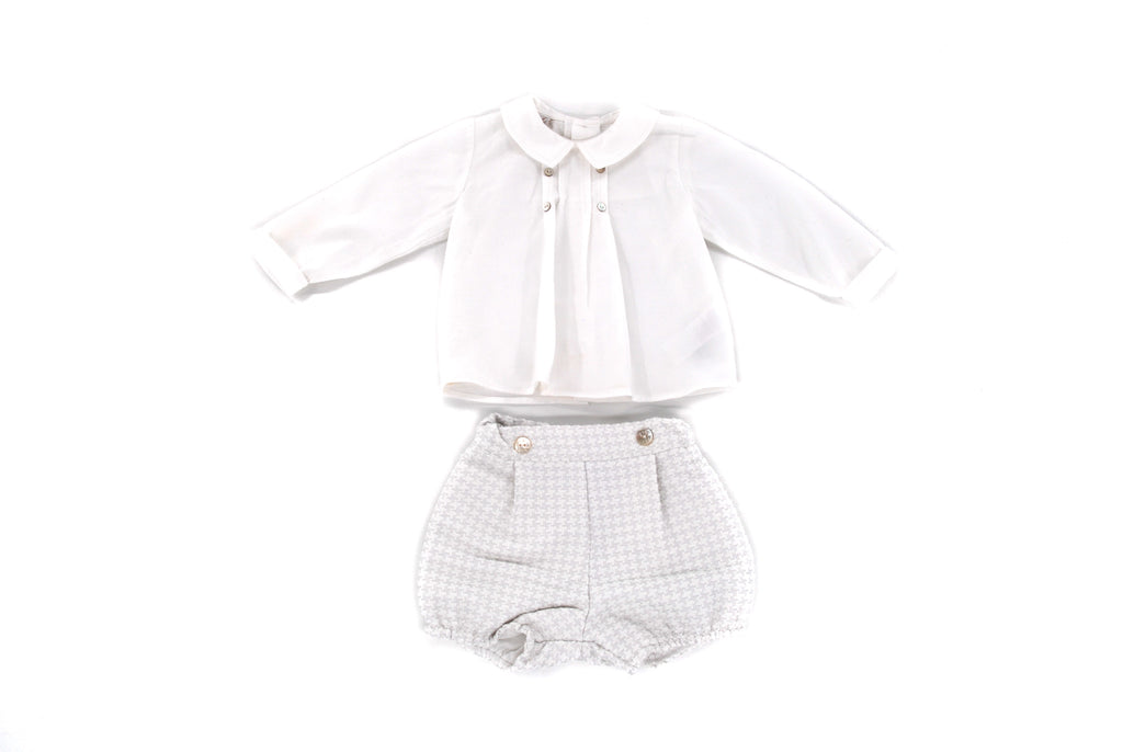 Paz Rodriguez, Baby Boy Shirt & Short Set, 9-12 Months