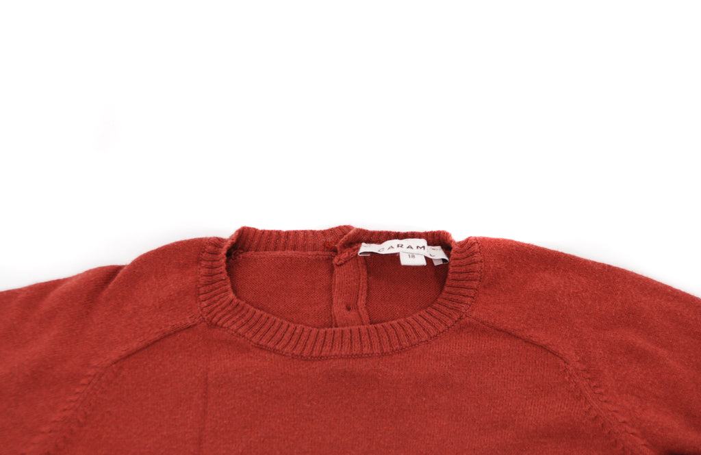Caramel, Baby Girls Jumper, 12-18 Months