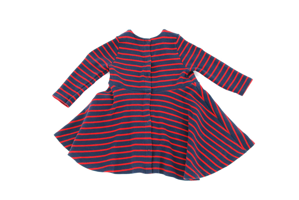 Petit Bateau, Baby girls Dress, 12-18 Months
