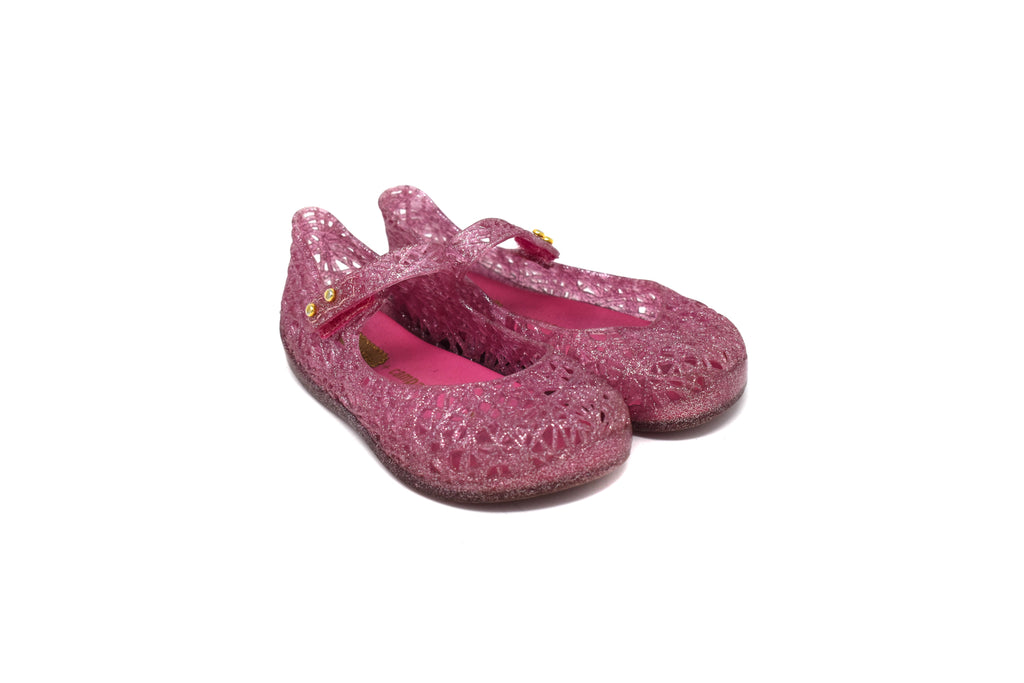Mini Melissa, Baby Girls Shoes, Size 22