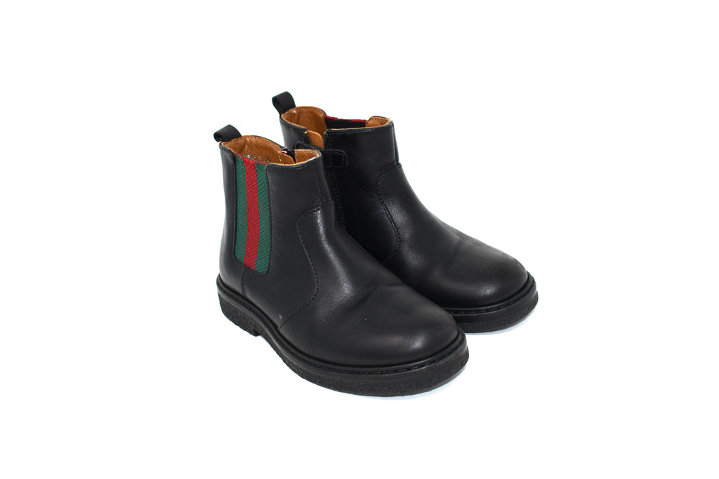 Gucci, Boys/Girls Chelsea Boot, Size 24