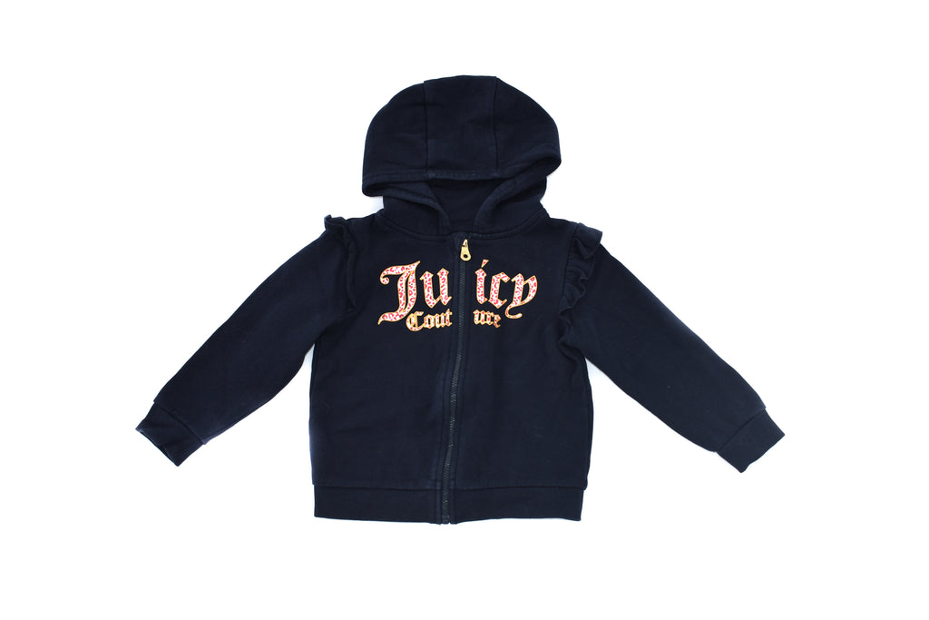 Juicy Couture, Girls Hoodie & Joggers, 3 Years