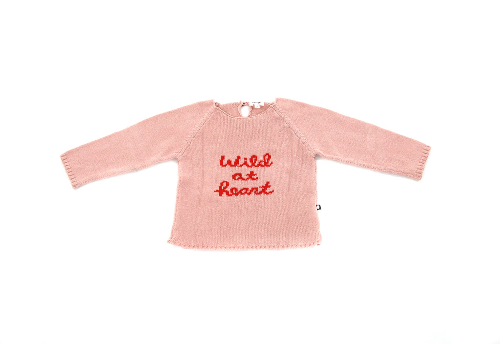 Oeuf, Girls Jumper, 2 Years