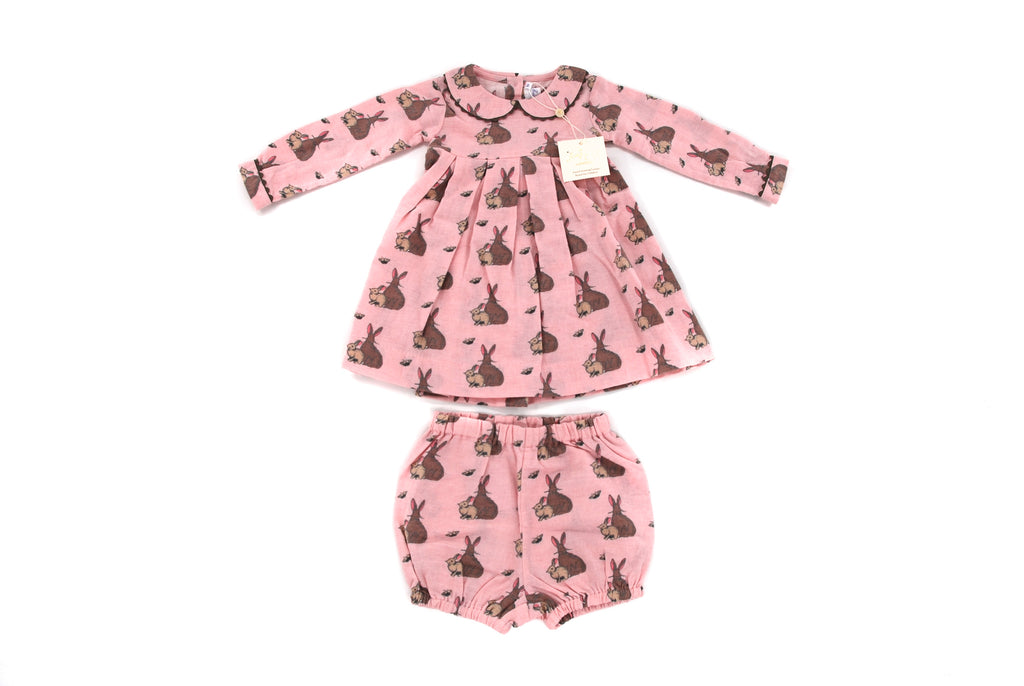 Rachel Riley, Baby Girl Dress, 3-6 Months