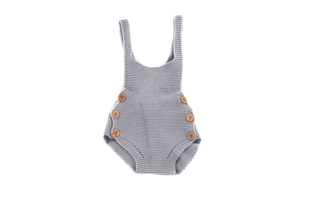 Paloma de la O, Baby Girl Overalls, 3-6 Months