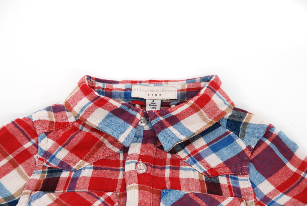 Stella McCartney Kids, Boys Shirt, 4 Years