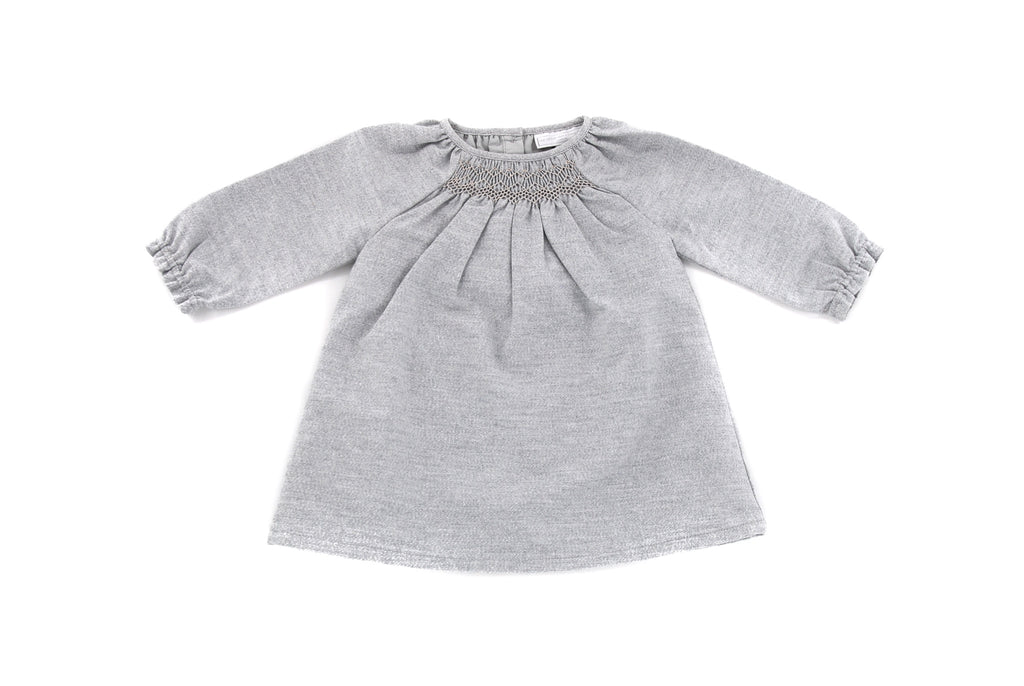 The Little White Company, Baby Girl Dress, 0-3 Months