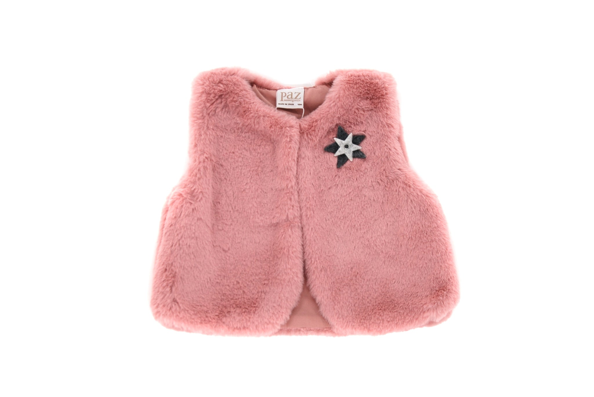 Girls' Clothing (0-24 Months) Clothes, Shoes & Accessories 12-18 Month Gilet Pink