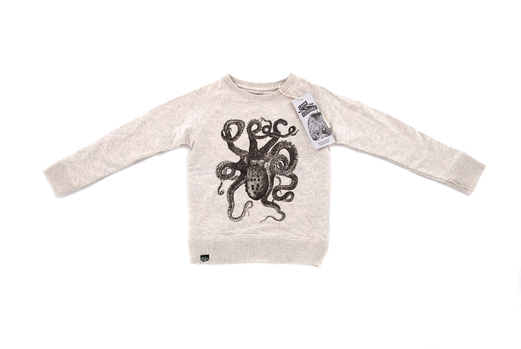 Lion of Leisure, Boys Sweatshirt, 5 Years