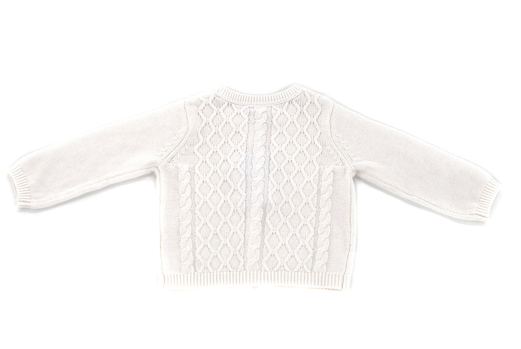 The Little White Company, Baby Girl Cardigan, 6-9 Months