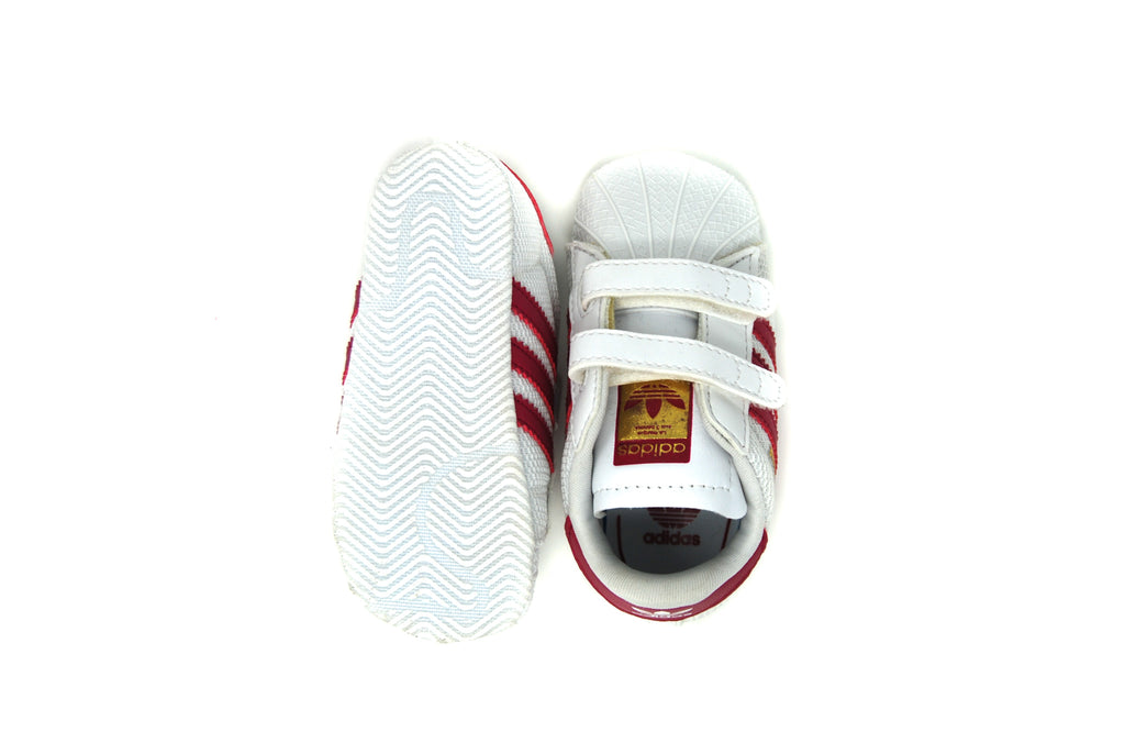 Adidas, Superstar Trainer, Size 19