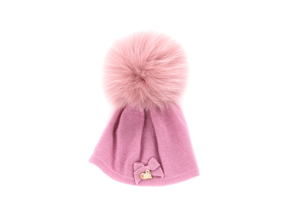 Mi Loves, Baby Girls Hat, 0-3 Months