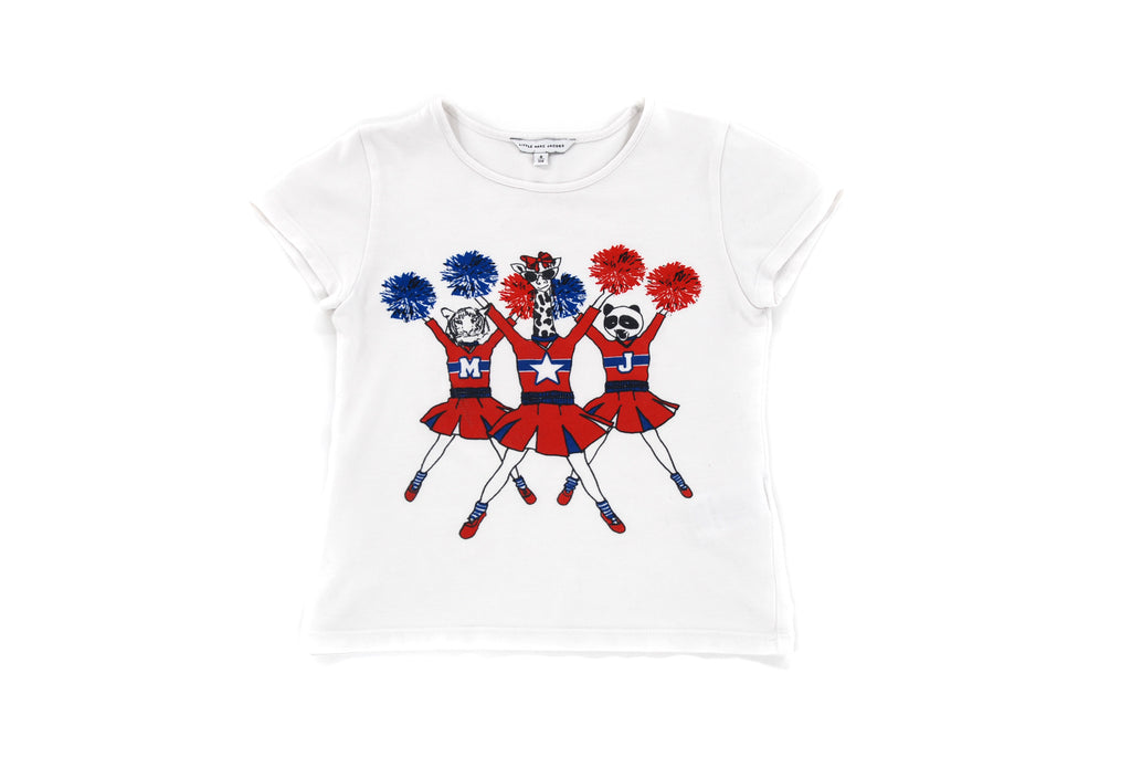 Little Marc Jacobs, Girls T-Shirt, 6 Years