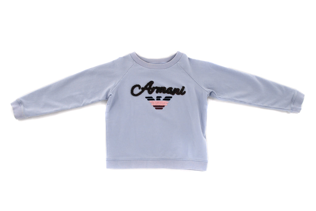 Armani, Girls Sweatshirt, 4 Years