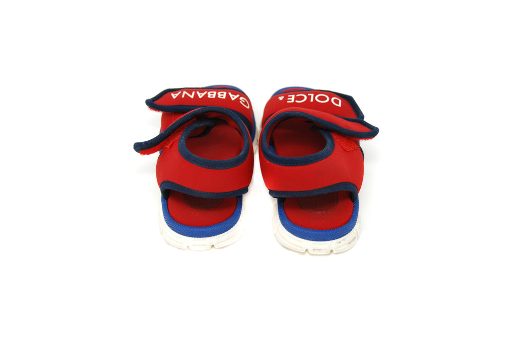 Dolce & Gabbana, Girls Sandals, Size 24