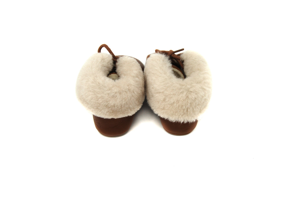 Pom d'Api, Baby Girls Booties, Size 16