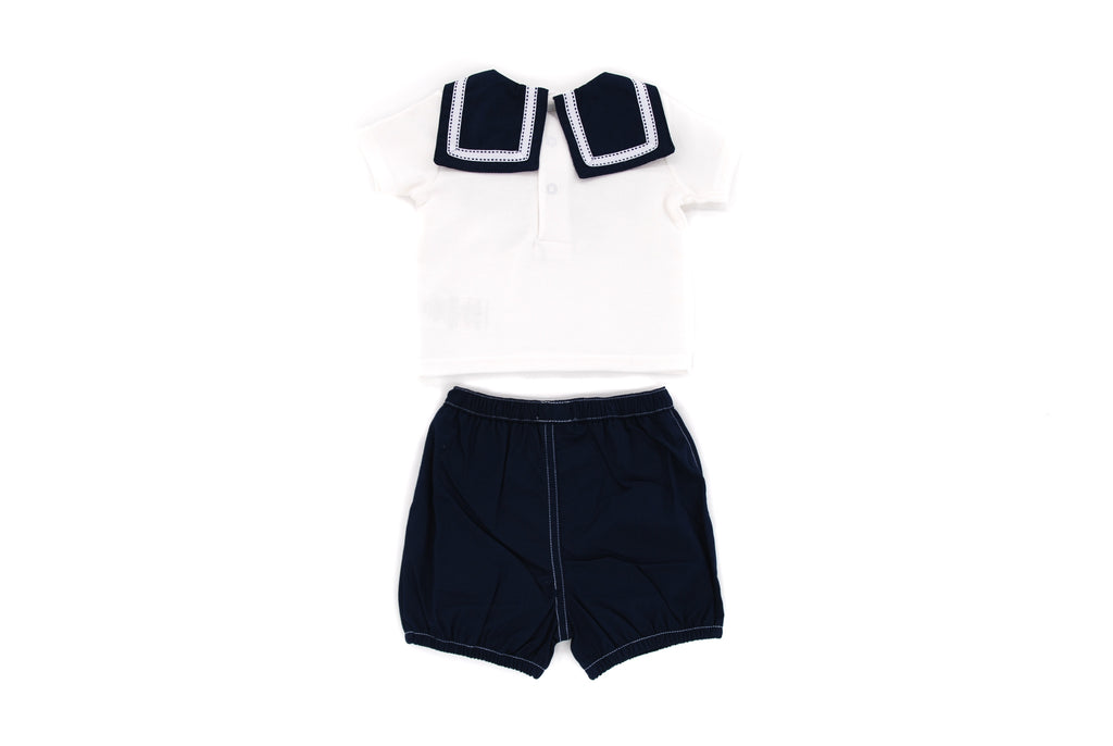 Minitini, Baby Boys Shirt & Short Set, 0-3 Months