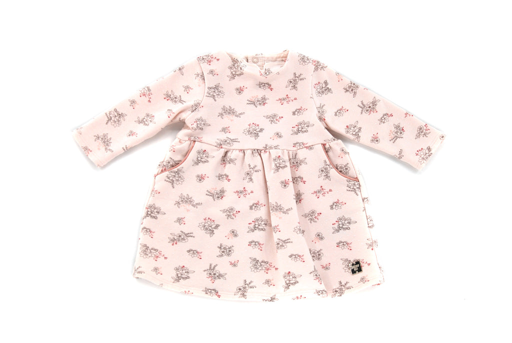 Carrément Beau, Baby Girls Dress, 0-3 Months