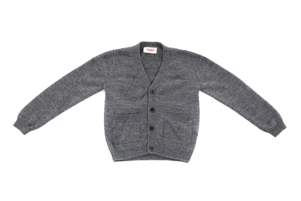 Maan, Girls / Boys Cardigan, 4 Years