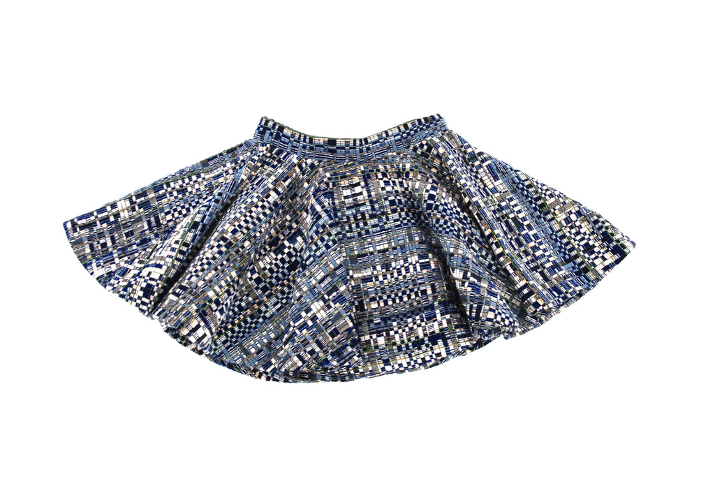 Bleu Comme Gris, Girls Skirt, 6 Years