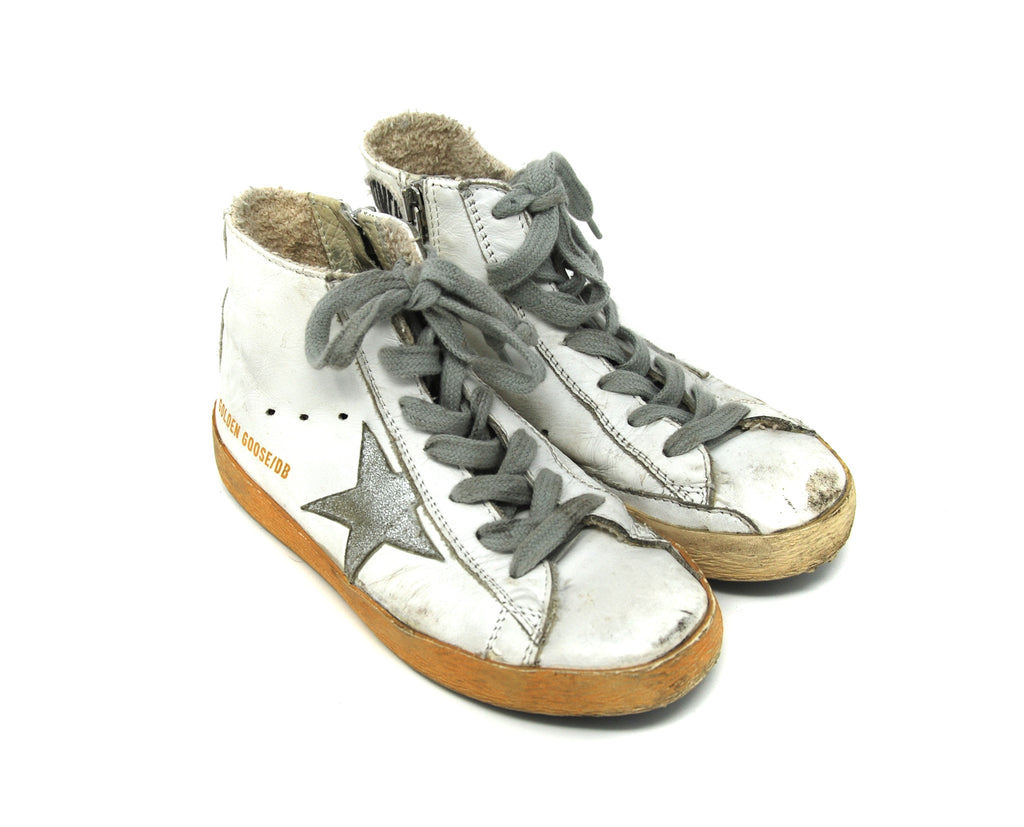 Golden Goose, Boy Shoes, Size 28